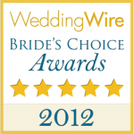 WeddingWire Bride' Choice Awards 2012
