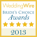 WeddingWire Bride' Choice Awards 2013